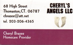 Click to see Cheryl's Angels Llc Details